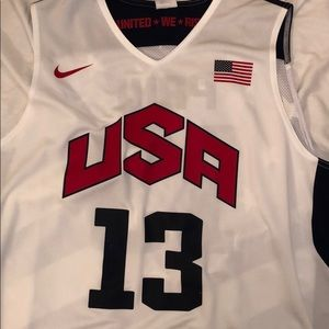 Nike Other - Chris Paul US Basketball Jersey for '12 olympics!!